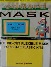 Eduard 1/48 EX267 Canopy Mask for the Airfix TSR 2 kit