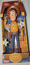 "Toy Story 16"" Talking Pull String WOODY from Roundup Gang!"