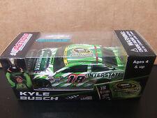 2016 issue Kyle Busch 2015 Interstate CHAMPIONSHIP CAR 1/64 NASCAR