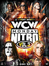 WWE: The Very Best of WCW Monday Nitro, Vol. 3 New DVD