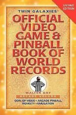Twin Galaxies' Official Video Game and Pinball Book of World Records; Arcade...