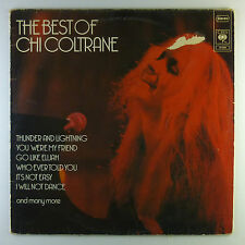 """12"""" LP - Chi Coltrane - The Best Of Chi Coltrane - L5082C - washed & cleaned"""