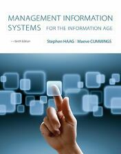 Management Information Systems for the Information Age by Stephen Haag, Maeve...