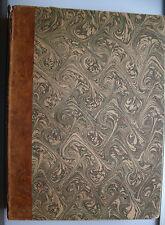 Le Décor del soieries d 'Art anciennes et moderno-folio para 1930-raras