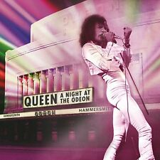 CD + DVD Set A Night At The Odeon - Queen Sealed ! New ! 2015 !