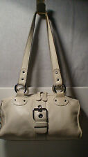 "ROOTS  NO.2 ""SNOW WHITE"" EMILY PURSE TOTE MEDIUM SIZE BAG"
