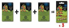 Mystical Fire Powder / Crystals - Campfire FX: 9 Uses - Creates a Magical Fire!