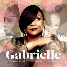 GABRIELLE - NOW AND ALWAYS: 20 YEARS OF DREAMING BEST OF 2CD ALBUM SET (2013)