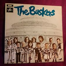 """""""THE BUSKERS"""" [early DAVE BROCK] COMPILATION LP, UK ORIG. '69 UK SCX 6356"""