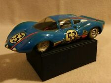 Chaparral 2D 1:24 Electric Slot Car Chasse Frame and Motor Rare 1960's