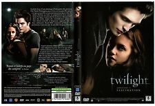TWILIGHT Chapitre 1 - Fascination - FILM avec Robert PATTINSON - 2008 - 118 mn