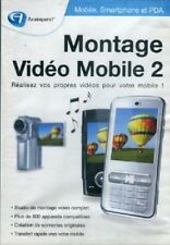 MONTAGE VIDEO MOBILE 2 - POUR MOBILE - SMARTPHONE ET PDA-win 2000 - XP