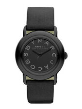 MARC BY MARC JACOB'S MARCI METALLIC BLACK  WATCH  ** NIB ** SOLD OUT **