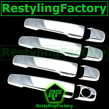 08-11 FORD FOCUS Chrome plated ABS 4 Door Handle w/o Passenger Keyhole Cover