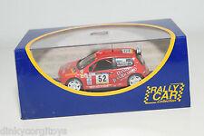 . IXO RALLY CAR FIAT PUNTO S1600 RALLY CATALUNYA 2001 DALLAVILLA MINT BOXED