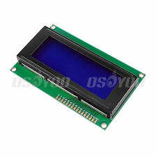 2004 204 20x4 Character LCD Display Module HD44780 Blue Blacklight for Arduino