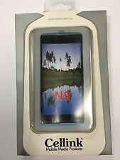 Nokia N9-00 Silicon Case - Clear White SCC4516WH Brand New in original packaging