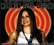 Maximum Avril Lavigne by Avril Lavigne (CD, Apr-2007, Chrome Dreams (USA) - ROCK