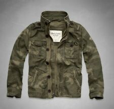 NWT Abercrombie & Fitch jacket M