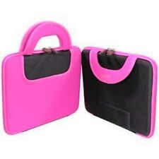 Neoprene iPad ipad2 bag PINK stand Pouch Sleeve cover