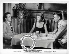 Montgomery Clift, Myrna Loy, Robert Ryan still LONELYHEARTS (1958) original stud