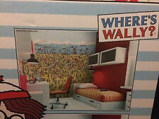 Where's Wally Giant Wallpaper Mural/Poster Beach Boys/Girls Bedroom/Play area