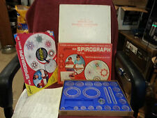 Vintage 1967 Original Kenner Toy ~SPIROGRAPH~ #401 Super Cool Design Art lot 4