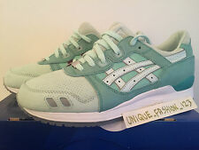 ASICS GEL LYTE III 3 HAL HIGHS AND LOWS & US 9.5 UK 8.5 42.5 SILVERSCREEN SCREEN