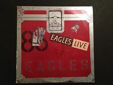 GLENN FREY - THE EAGLES LIVE 2 lp vinyl record album 1980 asylum BB-705