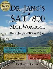 Dr. Jang's SAT 800 Math Workbook, Jang M. S., Tiffany T., Jang Ph. D., Simon, Ve