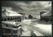 Oropa ( Biella ) : Santuario, Primo Piazzale - cartolina viaggiata nel 1966