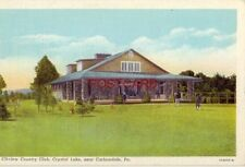 ELKVIEW COUNTRY CLUB, CRYSTAL LAKE, near CARBONDALE, PA.