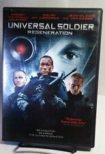 Universal Soldier: Regeneration(DVD,2010)Free S&H-Dolph Lundgren,Van Damme
