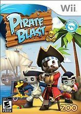 Wii Pirate Blast   *BRAND NEW. FACTORY SEALED*
