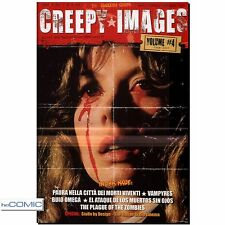 Creepy Image Volume 4 HORROR AND EXPLOITATION MEMORABILIA MAGAZIN 70er