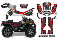 CAN-AM OUTLANDER MAX 500 650 800R GRAPHICS KIT CREATORX DECALS STICKERS DZR