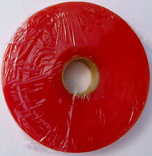 "Red Liner (Sensi-Tak) tape 1"" x 36 yards lace hairpiece wig toupee tape"