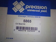 Precision Joints 5865 CV Joint Boot Kit