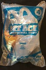 McDonald's Happy Meal Toy Ice Age Continental Drift Diego Toy #4 New 2012
