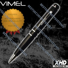 Body Camera Home Police Security Pen Cam 1080P Vimel HD Video NO SPY Hidden