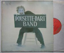 Pousette-Dart Band German 1976 LP 70s Soft Rock