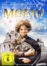 DVD NEU/OVP - Momo - Radost Bokel & Mario Adorf