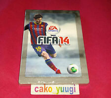 STEELBOOK COLLECTOR FIFA 2014 G1 NEUF NEW
