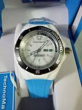 TM-115122 Technomarine Cruise Sport Analog Display Swiss Quartz Blue Watch