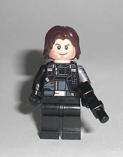 LEGO Super Heroes - Winter Soldier - Figur Minifig Civil War Marvel 76047 76051
