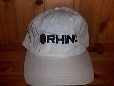 Zebco Rhino Classic Style Fishing Hat / Cap Khaki Color - NEW!