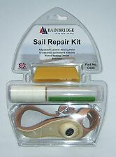 William Smith Sailmakers KIT RIPARAZIONE inc10 aghi RH Palm & WAX & fustigazione SPAGO