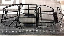 Steel Roll Cage welded  SCX10 axial crawlers projects