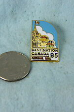 HOT AIR BALLOON PIN DESTINATION CANADA OTTAWA HULL 85