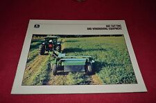 John Deere Hay Cutting & Windowing Equipment For 1988 Dealer's Brochure DCPA5